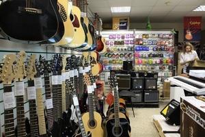 Музыкальный супермаркет в Новосибирске проводит множество акций