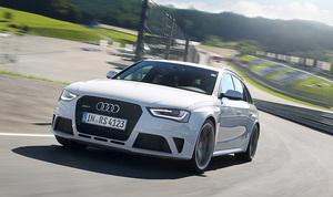 Audi RS4 Avant: антисемейные ценности