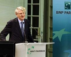Чистая прибыль BNP Paribas в IV квартале 2010 г. увеличилась до 1,55 млрд евро
