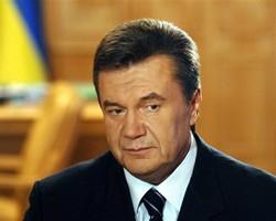В.Янукович: Перебоев с поставками газа в Европу не будет
