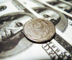 Рубль отреагировали на санкции