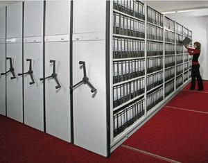 Организация хранения документации
