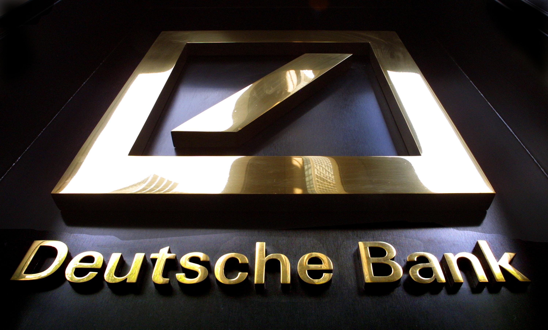 Акции Deutsche Bank подешевели еще на 7,7%