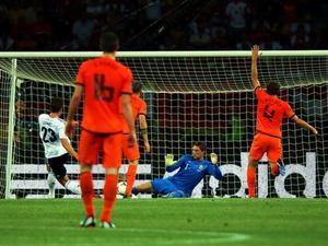 Евро-2012: немцы берут разгон