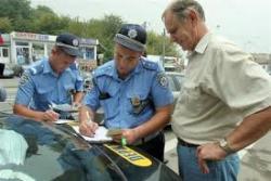 Тайный код ГАИ: ставят метки на правах, чтобы знать, как водитель себя поведет