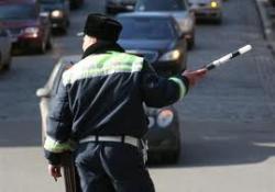 ГАИ сразу отпускает мэров и прокуроров, чтобы не было проблем