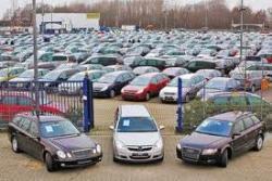В Украину поедут Б/У автомобили из Европы