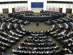 Сегодня Европейский парламент должен голосовать за проект резолюции относительно Украины