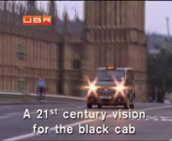 Лондонских таксистов пересадят на Nissan NV200