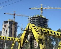 Объем строительных работ в январе с.г. в Украине увеличился на 6,1 % - до 1,99 млрд грн