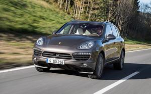 Провернуть Землю: тестируем Porsche Cayenne S Diesel