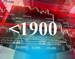 ММВБ может уйти на выходные ниже уровня 1900,00