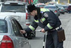 ГАИ соберет все украинские автомобили в кучу