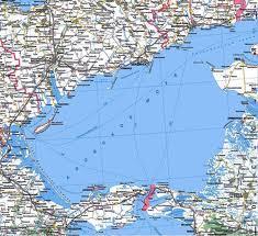 Украина и Россия поделили Азовское море