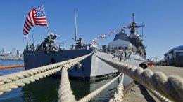 Москва испугалась американского крейсера в Черном море?