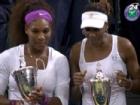 Сестры Вильямс выиграли парный турнир на открытом чемпионате Британии