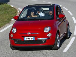 Новый электрокар Fiat 500 выдержит до 160 км без подзарядки