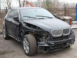 Авто после ДТП: продать нельзя ремонтировать
