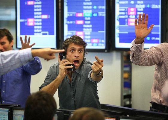 Индекс Dow Jones Industrial Average подскочил на 200 пунктов