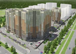ЖК Атланта, Академ Парк – квартиры в новых домах