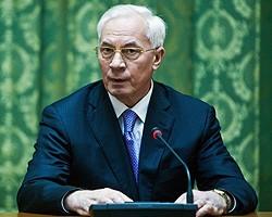 Н.Азаров пообещал поддержку китайским инвесторам
