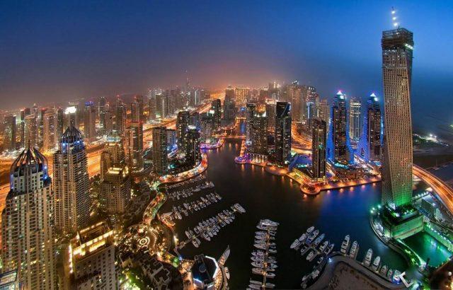 В Дубае приняли решение переводить экономику на блокчейн