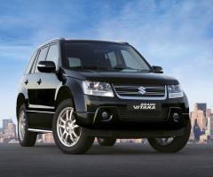 Suzuki везет в Россию Grand Vitara Exclusive