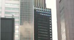От землетрясения японские небоскребы вот-вот рухнут (ВИДЕО)
