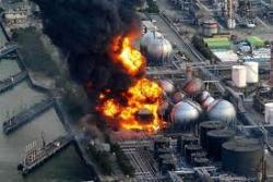 """На японской АЭС """"Фукусима-1"""" произошел новый взрыв"""
