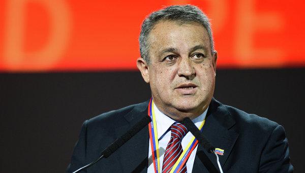 Министр нефти Венесуэлы предсказал нефть по $20, если экспортеры не договорятся в Алжире