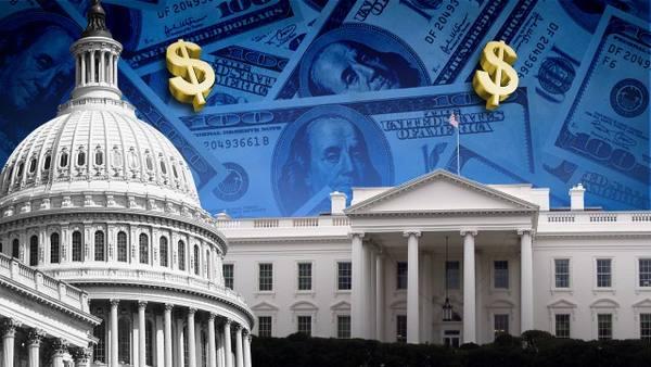 Госдолг США приближается к 20 трлн долларов