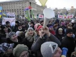 """Сегодня в Киеве собирается очередной """"майдан"""""""