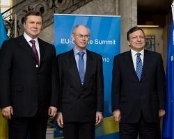 ЕС и Украина подтвердили обязательства по созданию ЗСТ